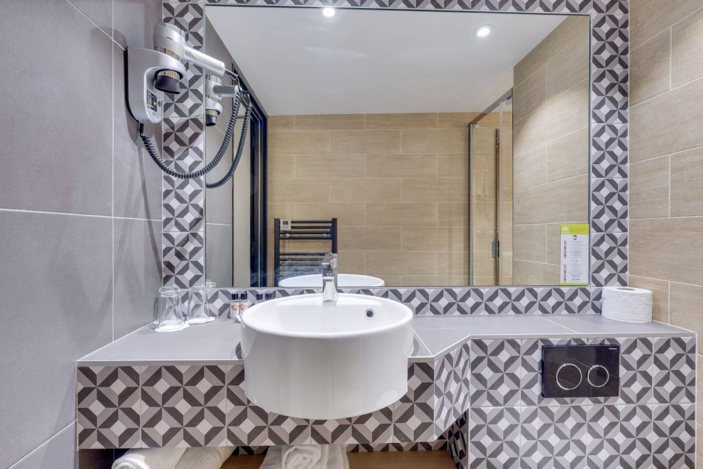 Hotel Lucien & Marinette - Salle de bain 2