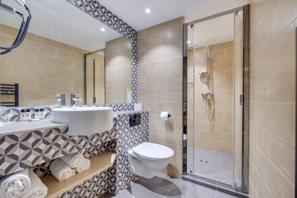 Hotel Lucien & Marinette - Salle de bain